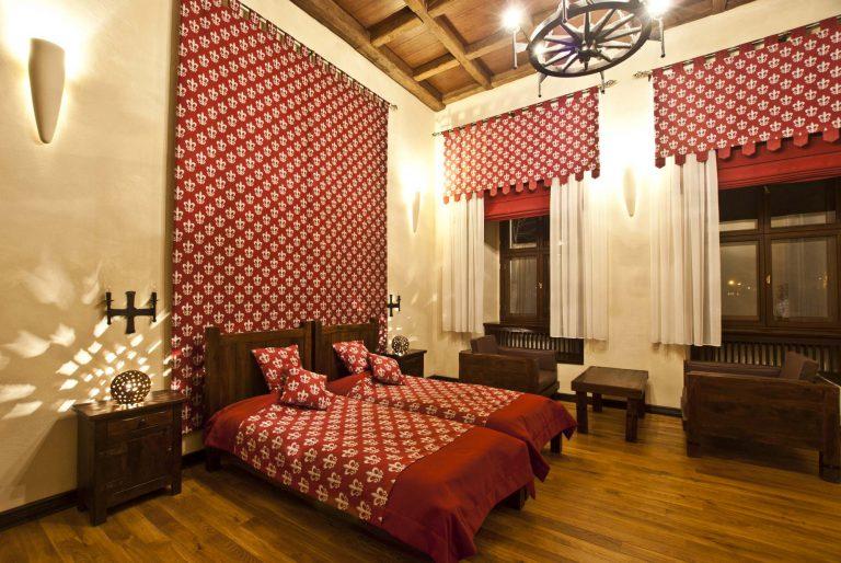 apartament Kazimierza Wielkiego zamek uniejów
