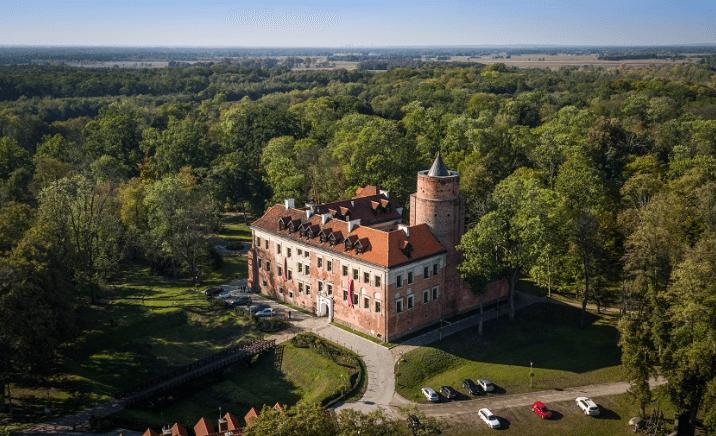 Hotel Termy Uniejów – pokoje i noclegi w Uniejowie