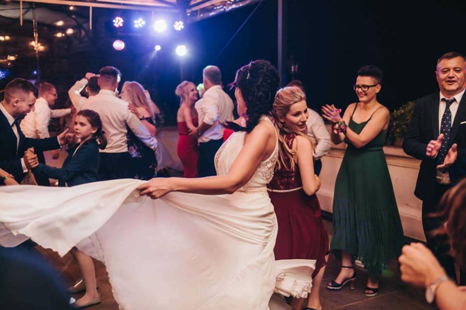 uniejów wesele